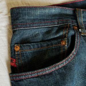 Vintage Men's Parasuco Jeans
